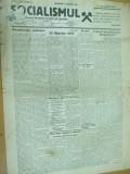 Socialismul 15 martie 1925 Galati Campina Nadrag