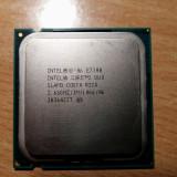 Vand Procesor Intel Core 2 Duo E7300 2.66 GHz/3M Cache/ 1066 MHz FSB - Procesor PC Intel, Numar nuclee: 2, 2.5-3.0 GHz, LGA775
