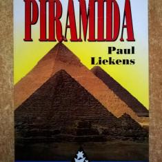 Paul Liekens – Efectul de piramida - Carte ezoterism