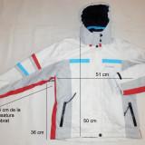 Geaca ski schi SCHOFFEL profesionala, ventilatii (copii 14 ani) cod-445125 - Echipament ski, Geci