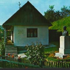 CPI (B9051) CARTE POSTALA - NASAUD.CARTIERUL LIVIU REBREANU, MUZEUL MEMORIAL - Carte Postala Transilvania dupa 1918, Necirculata, Fotografie