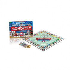 Joc Monopoly London Underground Edition - Joc board game