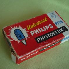 Vintage Cutie Lampi Foto PHILIPS PF1B - 5 buc., Becuri