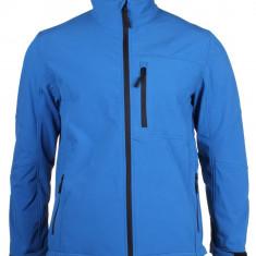 SBP-1 Geaca softshell barbati albastru XL - Geaca barbati