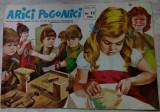 REVISTA ARICI POGONICI NR. 12/1976:Al.Andritoiu/P.Luscalov/Straut/Clelia Ottone+