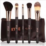 Set 5 Pensule Kylie Chocolate + Borseta