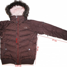 Geaca schi de puf The North Face, 600, RECCO, dama, marimea S