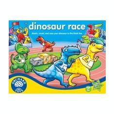 Joc De Societate - Cursa Dinozaurilor - Orchard Toys (086) - Joc board game