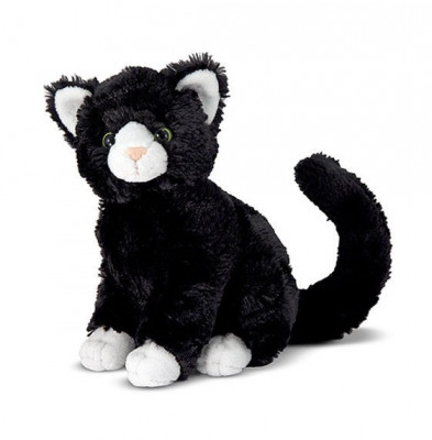Pisica Din Plus Midnight Cat Melissa And Doug foto