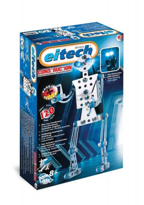 Set Constructie Metalica - Robot - Eitech foto