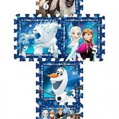 Covor Puzzle Din Spuma Sotron Frozen 8 Piese, Knorrtoys