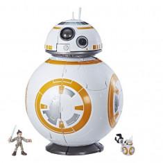 Set De Jucarii Star Wars Galaxy Heroes Bb8 Playset - Vehicul