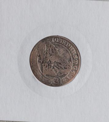 3 kreuzer 1707 - Munchen foto