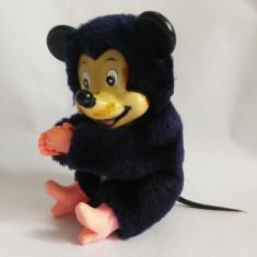 (T) Mickey Mouse jucarie cu clema, cizme roz cu toc, 10 cm