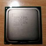 Vand Procesor Intel core 2 duo E 7600 3.06Ghz/3m/1066 socket 775 - Procesor PC Intel, Numar nuclee: 2, Peste 3.0 GHz, LGA775