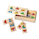 Domino 28 piese - Trafic - Bino - Jocuri Logica si inteligenta