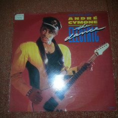 "Andre Cymone-The Electric Dance-CBS 1985 Holland vinil Maxi single 12"" funk soul"