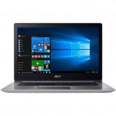 Laptop Acer Swift SF314-52 14 inch Full HD Intel Core i7-8550U 8GB DDR4 256GB SSD Windows 10 Silver
