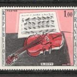 Franta.1965 Pictura SF.125 - Timbre straine, Nestampilat