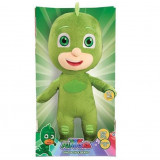 Jucarie De Plus Pj Masks Feature Plush Sing And Talk Gekko