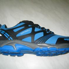 Pantofi sport impermeabil barbati WINK;cod LF6182-1;marime:42-46 - Adidasi barbati Wink, Marime: 44, Culoare: Albastru, Piele sintetica
