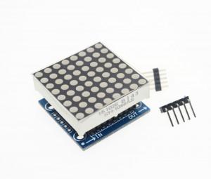 Modul Matrice 8x8 LED-uri driver MAX7219 Arduino