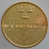 SUEDIA KM#NEW - 5 Kronor 2016 UNC, Europa