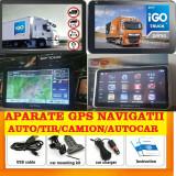 "GPS Auto Navigatie GPS ecran 7"" GPS TIR GPS CAMION GPS HARTI FULL EUROPA 2018, 7 inch, Toata Europa, Lifetime, peste 32 canale, Harta online: 1"
