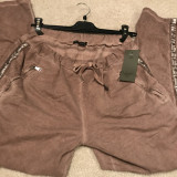 Pantaloni cu tur marimea xl
