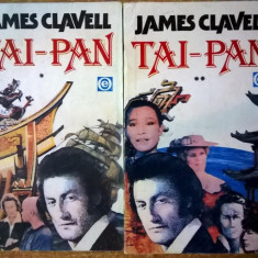 James Clavell – Tai-Pan {2 volume} - Roman