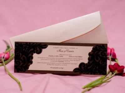 Invitatie nunta 5416 foto