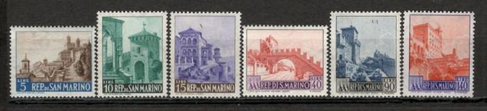 San Marino. 1966 Vederi  KS.198 foto mare