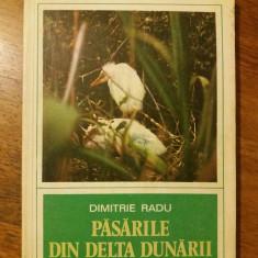 Pasarile din Delta Dunarii  - Dimitrie Radu / C35P