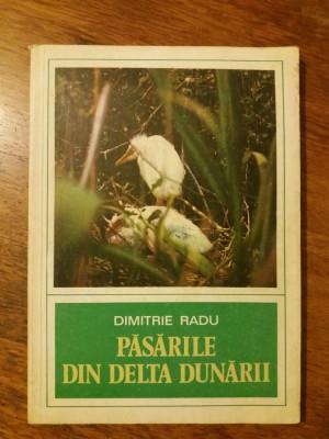 Pasarile din Delta Dunarii  - Dimitrie Radu / C35P foto