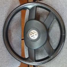Volan SWAG piele+airbeg vw golf 5, Volkswagen