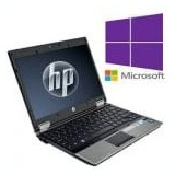 Laptop Refurbished HP Elitebook 2540P i5-540M 2.53GHz/4GB/250GB/ Windows 10 Pro - Laptop HP