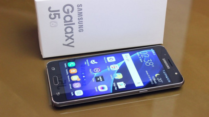 Samsung Galaxy J5 2016 Black 2G-RAM 16GB+Garantie 14luni foto mare