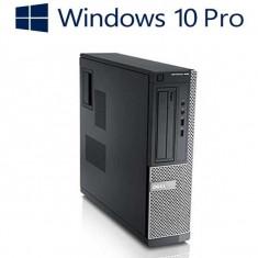 Calculatoare refurbished Dell Optiplex 390 DT, Core i5-2500, Win 10 Pro - Sisteme desktop fara monitor