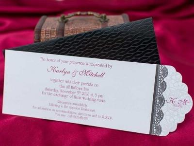 Invitatie nunta 15006 foto