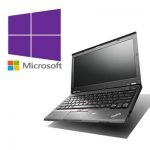 Laptop Refurbished Lenovo ThinkPad X230 i5 3210M 2.5Ghz/4GB/320GB/Windows 10 Pro, Intel Core i5, 320 GB, 12