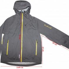 Geaca de ploaie Kilimanjaro, Light Weight, membrana Dintex, barbati, marimea XL - Imbracaminte outdoor Kilimanjaro, Geci