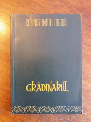 Gradinarul - Rabindranath Tagore / C35P foto