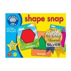 Joc Educativ - Invata Formele Geometrice Si Culorile - Orchard Toys (027) - Jocuri Logica si inteligenta