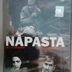 Napasta ecranizare dupa Caragiale cu Emil Botta - Teatru, DVD, Romana