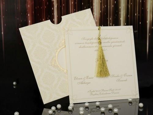 Invitatie nunta Eleganta 17013 foto mare