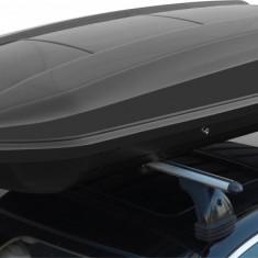 Cutie portbagaj Fabbri Cubo 460 Black, 185x80x40cm