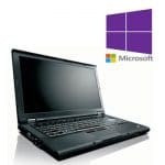 Laptop refurbished Lenovo ThinkPad T410 i5 520M 2.4GHz/4GB/160GB/Windows 10 Pro, Intel Core i5, 160 GB, 14