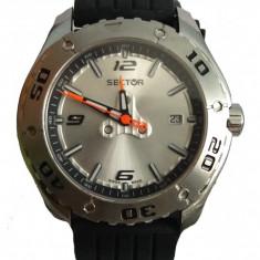 Sector R2651330015  ceas barbati nou 100% original. Garantie. Livrare rapida., Casual, Quartz, Inox