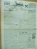 Socialismul 5 iulie 1925 Tulcea Braila Valea Muresului minoritati frizer