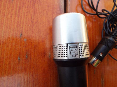 microfon Philips foto
